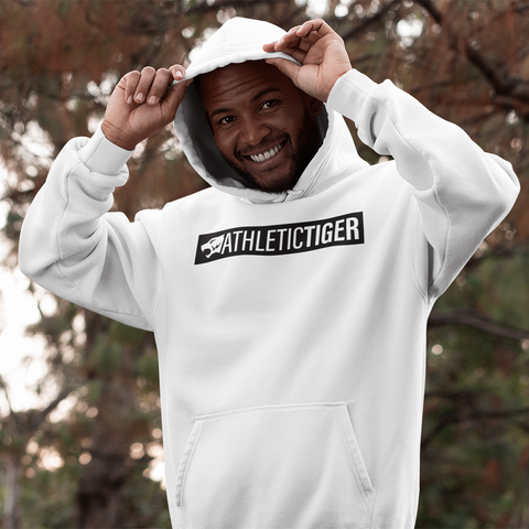 Athletic Tiger Kapuzenpullover