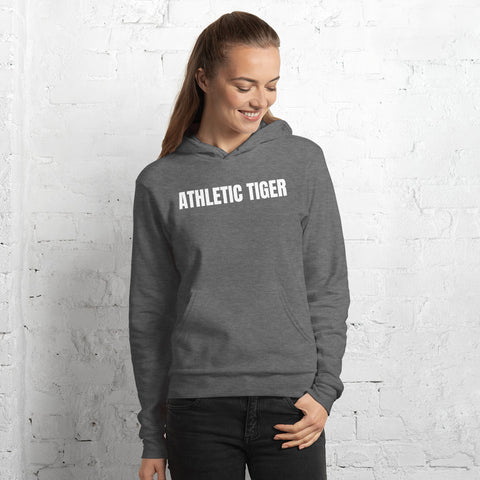 Athletic Tiger Unisex-Kapuzenpullover