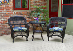 PORTSIDE 3 PIECE BISTRO SETS- DARK ROAST