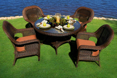 SEA PINES DINING SETS-JAVA WICKER