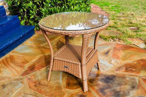 SEA PINES SIDE TABLES