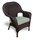 SEA PINES DINING CHAIRS-TORTOISE