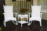 PORTSIDE CLASSIC ROCKING CHAIRS – WHITE