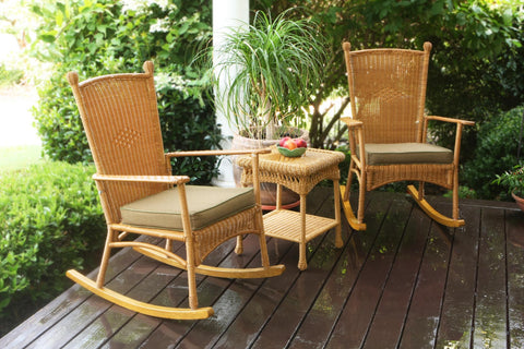PORTSIDE CLASSIC ROCKING CHAIRS – AMBER
