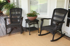 PLANTATION ROCKING CHAIRS – DARK ROAST