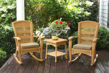 PLANTATION ROCKING CHAIRS – AMBER