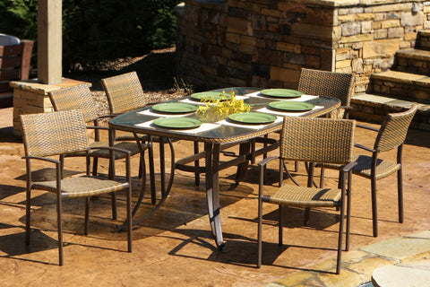 MARACAY 7 PIECE DINING SETS