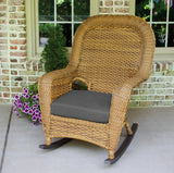 SEA PINES SINGLE ROCKER-MOJAVE WICKER