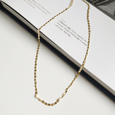 J.Bubs Necklaces ELLIE 18k Gold Plated 925 Choker Necklace