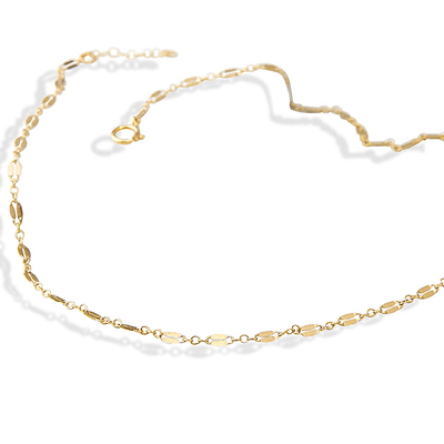 J.Bubs Necklaces VIVIER 14k Gold Filled Lace Choker