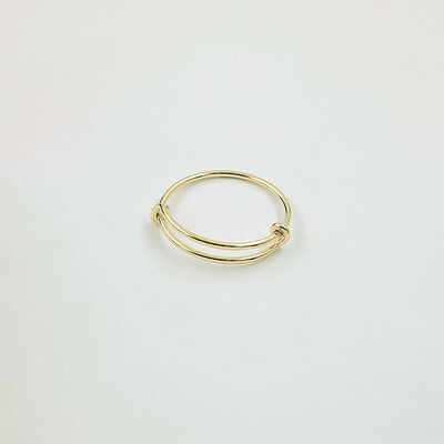 J.Bubs Rings TALIA 14k Gold Filled Infinity Ring