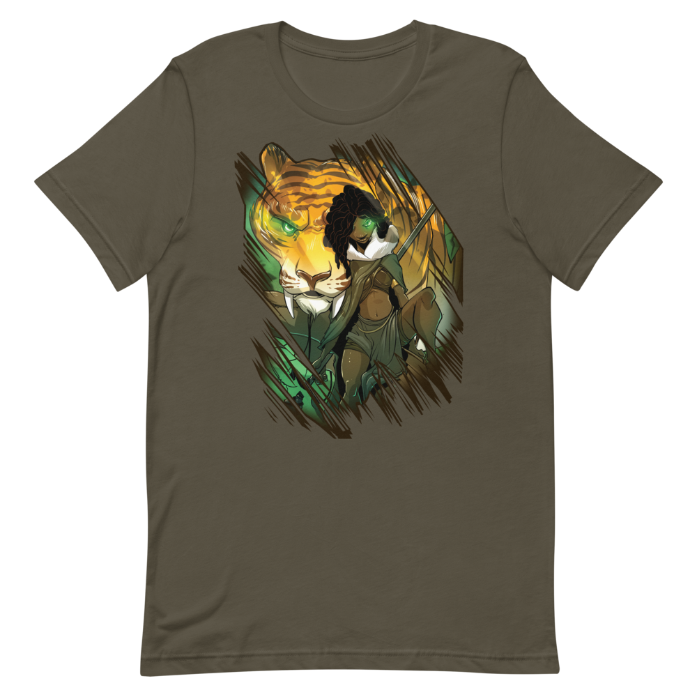 T-Shirt - Huntress