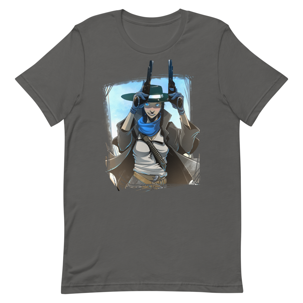 T-Shirt - Gunslinger