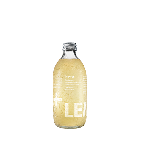 Lemonaid Ginger: Doos 24 x 0,33L