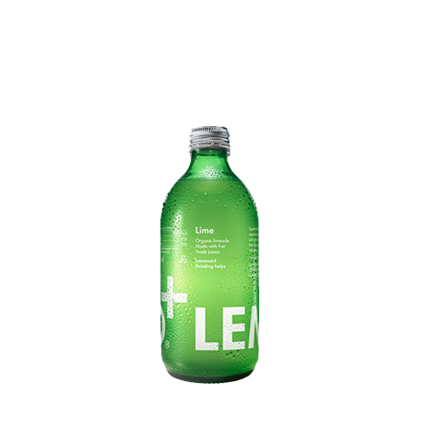 Lemonaid Lime: Doos 24 x 0,33L