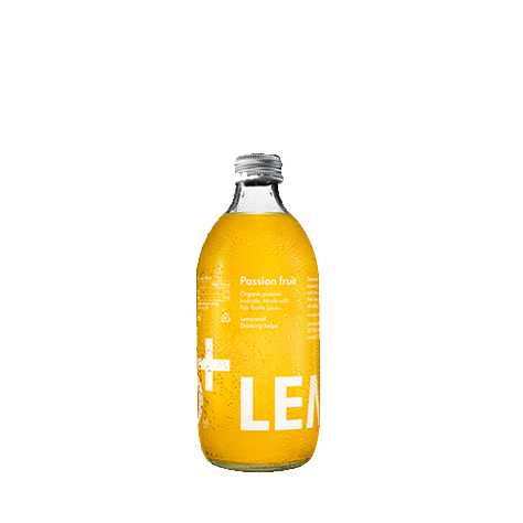 Lemonaid Passion Fruit: Doos 24 x 0,33L