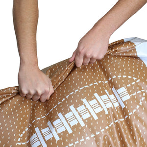 GoFloats 4' Giant Inflatable Football