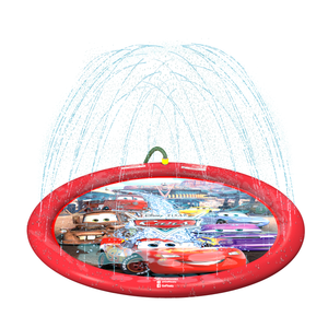 Disney Pixar Cars Splash Mat by GoFloats