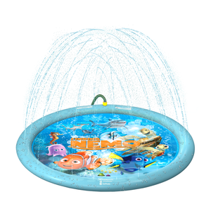 Disney Pixar Finding Nemo Splash Mat by GoFloats