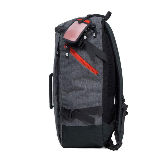 Track Jack Barrel Backpack