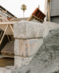 sand for making concrete