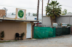The landlord for Club 64, a pot dispensary in Spring Valley, was hit with a suit alleging discrimination related to disability access. / Photo by Adriana Heldiz