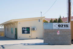 An unlicensed dispensary in Spring Valley is being sued as part of a disabled access lawsuit. / Photo by Adriana Heldiz