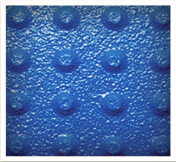 TDD-SSP-35 Self-Adhesive Truncated Domes - Blue