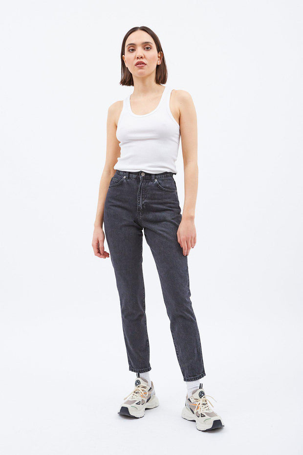 Nora Jeans - Retro black