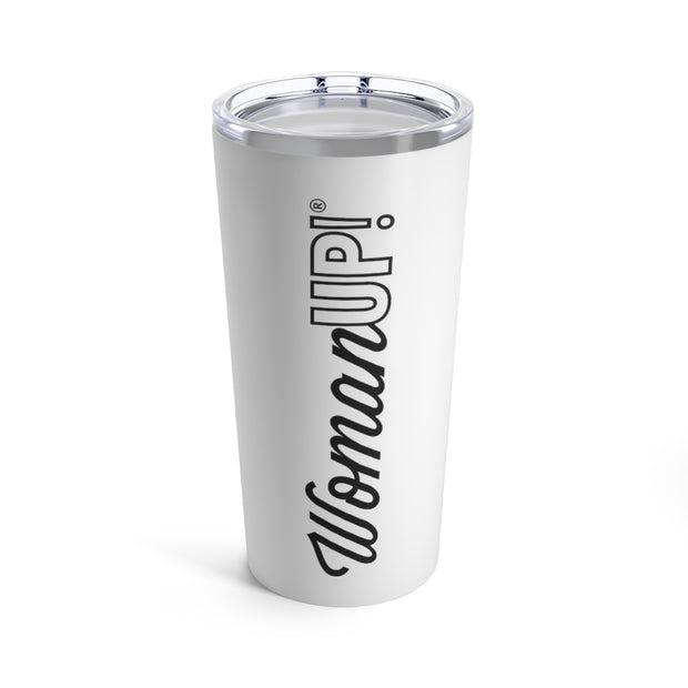 WomanUP!® Travel Mug