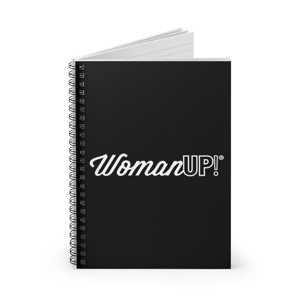 WomanUP!® Notebook
