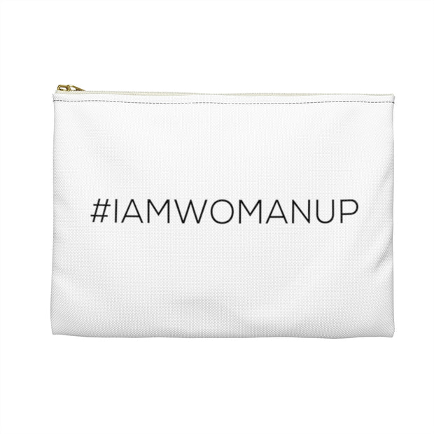 WomanUP!® Grab + Go Pouch