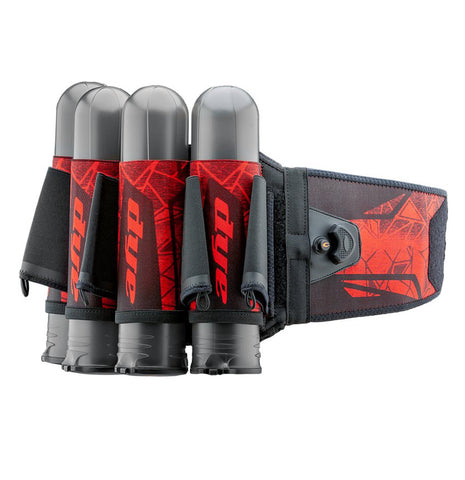 DYE Carbon Pack UL-C 4+5 Red (Limited Edition)
