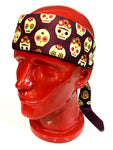 G-Star Headband - Calavera