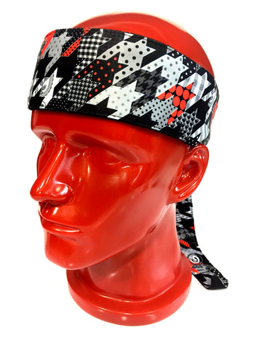 G-Star Headband - Houndstooth