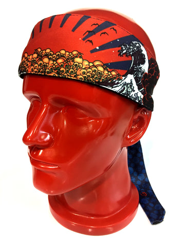 G-Star Headband - The Great Wave