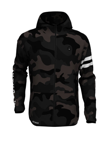 Anthrax True Grit Zip Hoody - Legion Camo