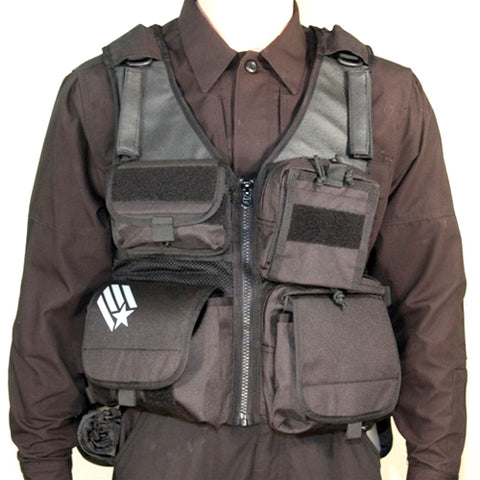 Full Clip USA -  Konflict Vest - Black