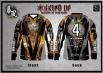 Grind Up Customized Jersey (Minimum order 7pcs)