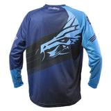 Hk Army Dry Fit Practice Jersey - Dynasty Blue