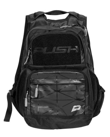 Push Paintball Diamond Backpack - Black