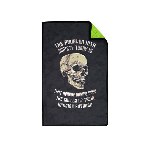 Exalt Skulls of Our Enemies Player Microfiber Cloth