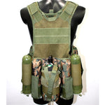Full Clip USA - Rouge Assault Vest - Digital Jungle