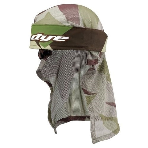 Dye Head Wrap - Barracks - Olive