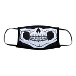 HK Army - Skeleton Skull - Anti-dust Face Mask