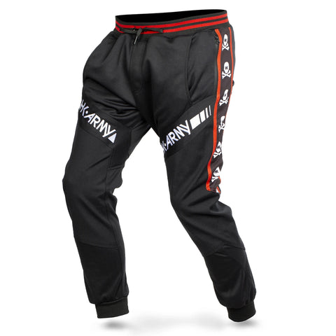 HK Army - TRK Jogger Pants - Red HK Skull