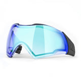Push Paintball Unite Lens - Chrome Blue
