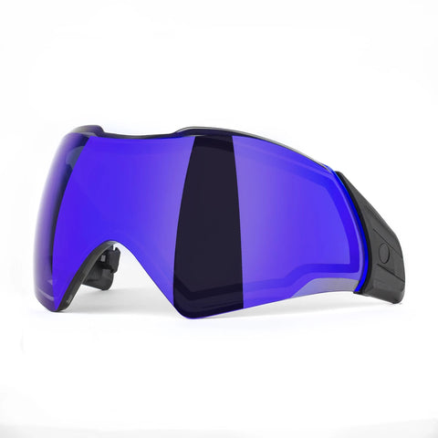 Push Paintball Unite Lens - Chrome Purple