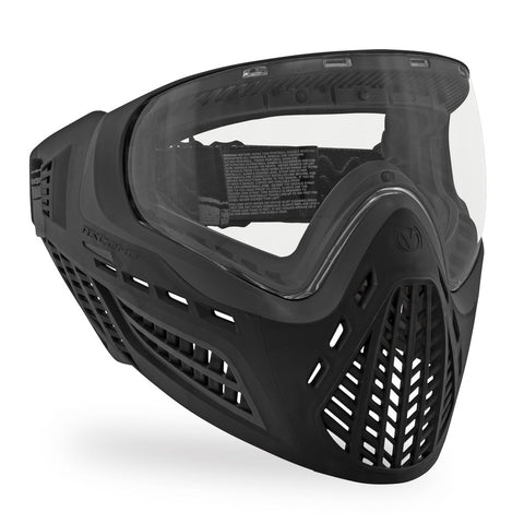 Virtue VIO Ascend AF Goggle - Black (Single Pane Lens)