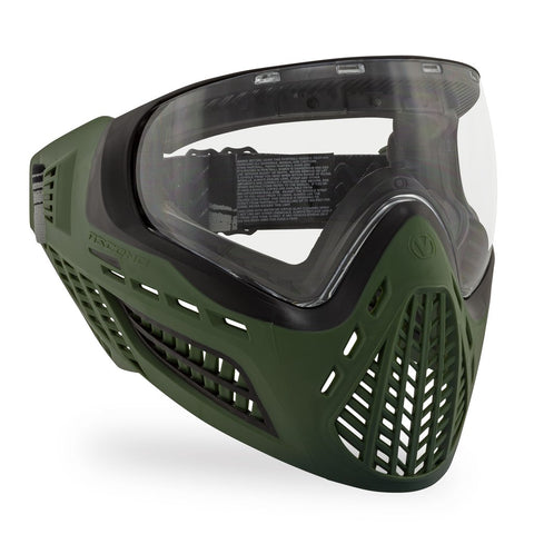 Virtue VIO Ascend AF Goggle - Olive (Single Pane Lens)